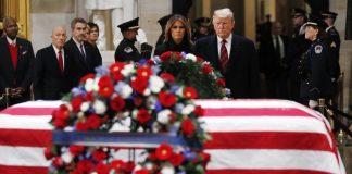donald-trump-asistio-al-funeral-de-george-h-w-bush