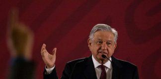 López Obrador pide a SEGOB atender a padres de los niños fallecidos en la Guardería ABC