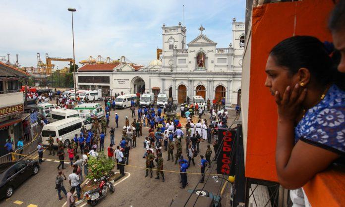 Ataques en Sri Lanka dejan por lo menos 290 muertos