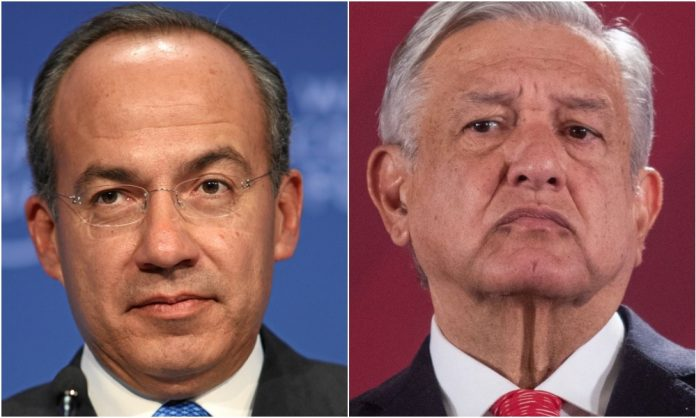 Felipe Calderón responde a AMLO por caso Zhenli Ye Gon