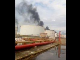 Reportan explosión en refinería de Pemex en Oaxaca