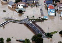 Aumenta a 35 las muertes por paso de tifón Hagibis en Japón