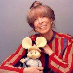 Maria Perego creadora de Topo Gigio, fallece a los 95 años