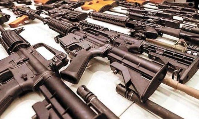 México y Unión Europea combatirán tráfico de armas
