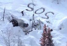 Sobrevive tres semanas varado en Alaska