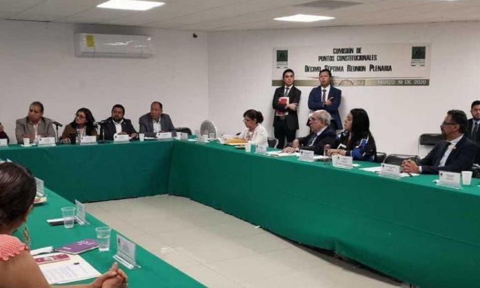 Comisiones de San Lázaro aprueban limitar fuero presidencial