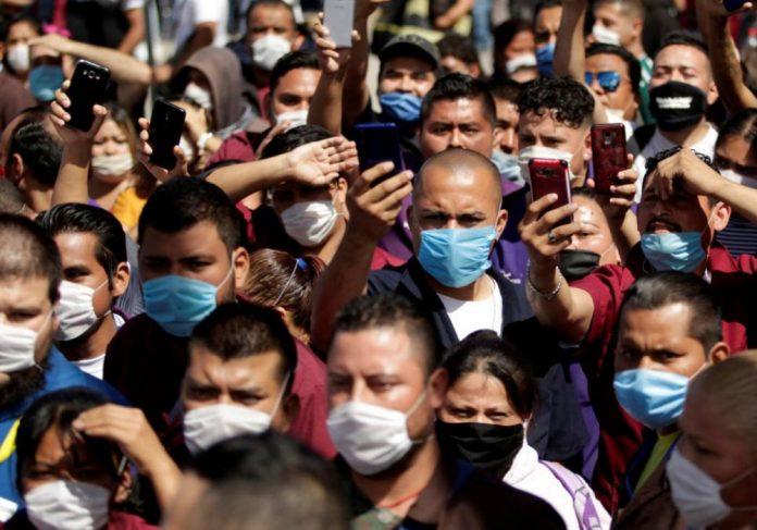 México supera los 317 mil casos de COVID-19