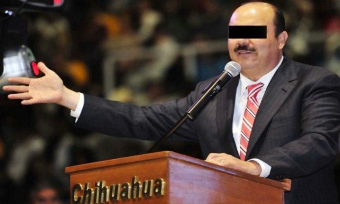 Posponen audiencia de César Duarte hasta el 24 de julio